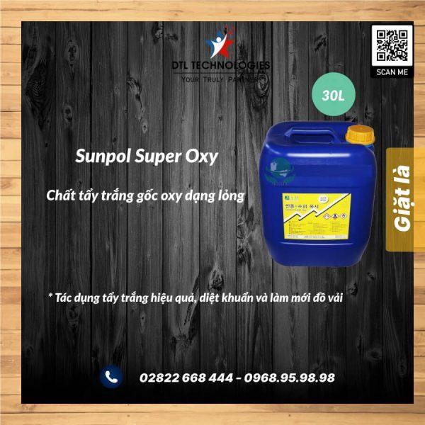 SUNPOL SUPER OXY