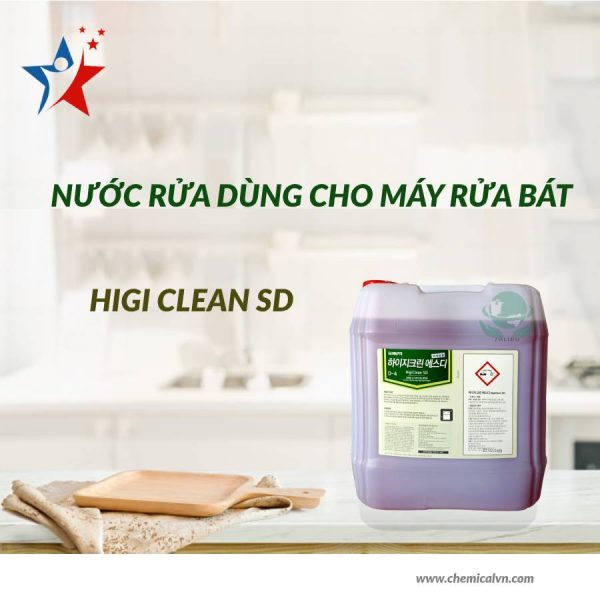 HIGI CLEAN SD