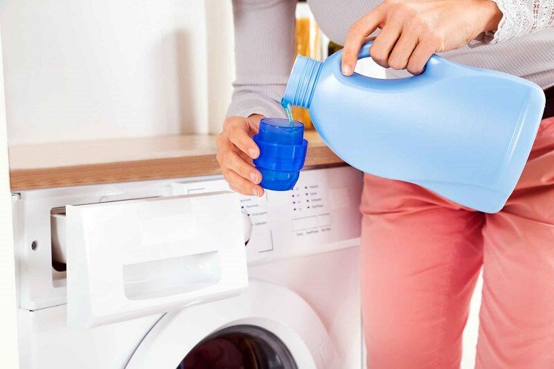 Hóa chất giặt là - laundry chemical