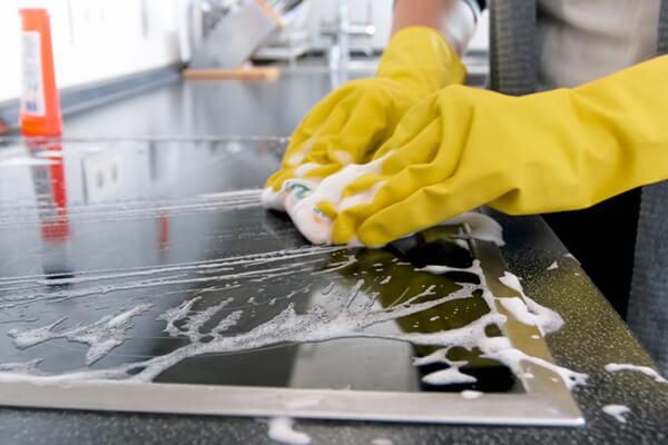 hóa chất vệ sinh bếp ăn công nghiệp